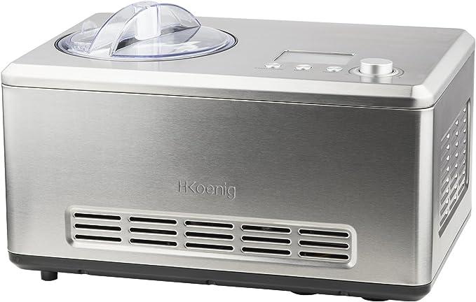 936 opinioni per H.Koenig HF320 Gelatiera per Gelati e sorbetti con compressore autorefrigerante,