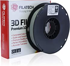 Filatech TPE Filament, Silver, 1.75mm, 0.5 kg, Made in UAE