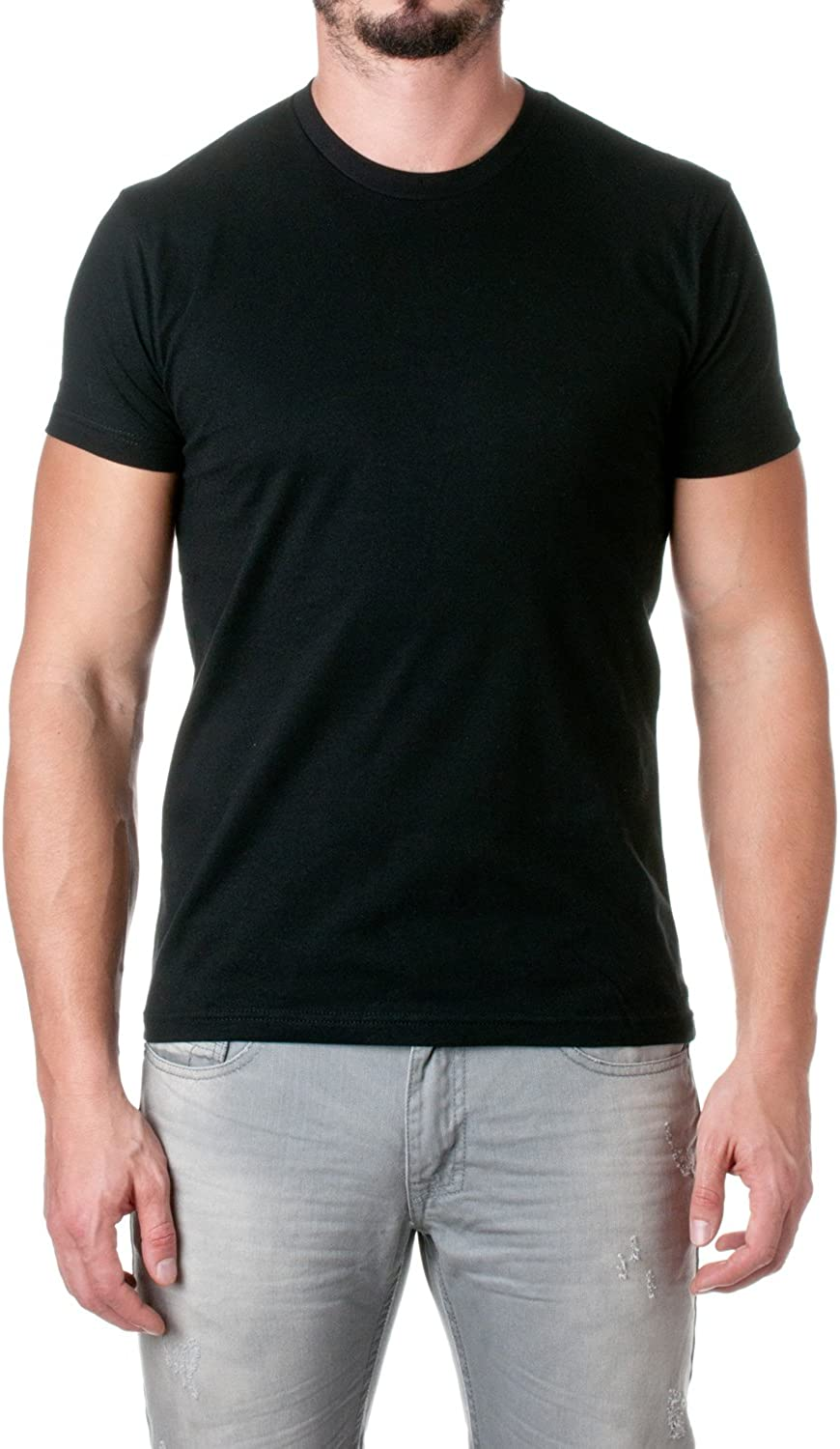 Next Level Mens Premium T-Shirt Cheap sale Crew Short-Sleeve Max 57% OFF Fitted