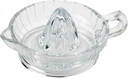 HIC Lemon Squeezer Glass Juicer Glass Juicer Clear