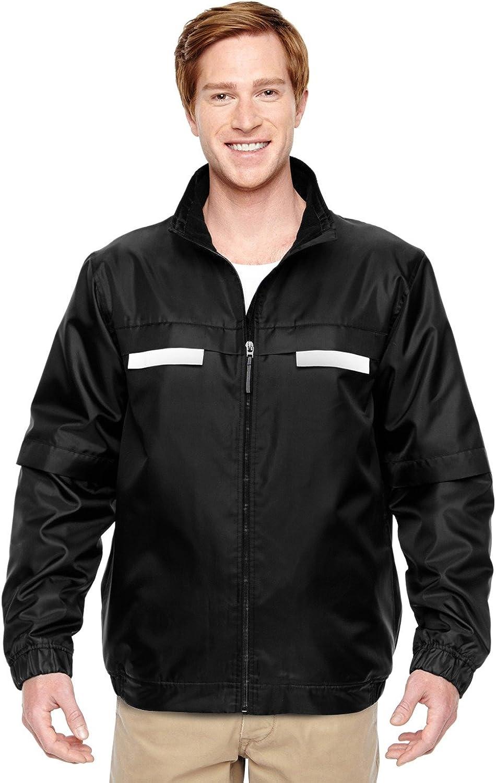 Harriton Men's Fleece-Lined Cheap All-Season Jacket Today's only