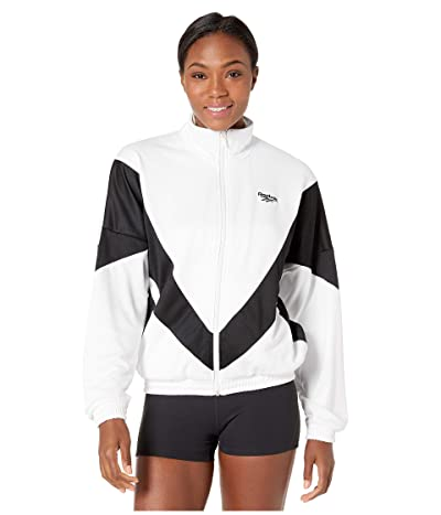 Reebok CL V Track Top (White) Women