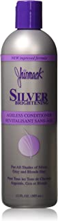 Hask Jhirmack Conditioner Silver Plus Ageless, 12 Ounce
