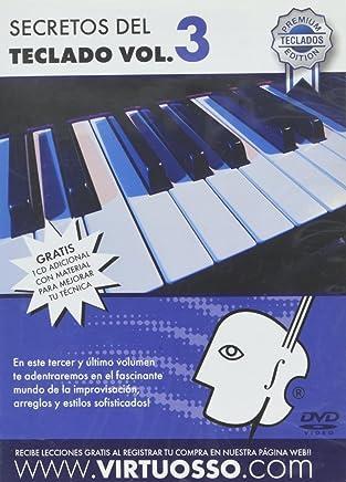 Virtuosso Musical Keyboard Method for Beginners Vol.3 (Curso De Teclados Para Principiantes Vol