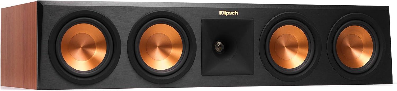 Klipsch RP-450C Center Channel Speaker Cherry latest - 2021 new