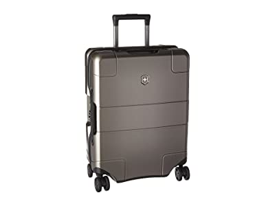 Victorinox Lexicon Hardside Global Carry-On (Titanium) Luggage