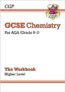 Grade 9-1 GCSE Chemistry: AQA Workbook - Higher