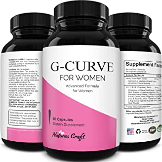 Pure & Potent Butt Enhancer + Breast Enhancement Pills With Horny Goat Weed For Libido + Improve Breast Shape and Size as ...