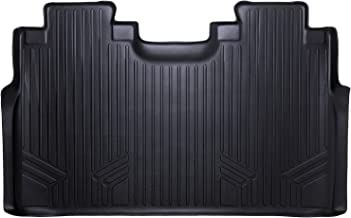 MAXLINER Floor Mats 2nd Row Liner Black for 2015-2018 Ford F-150 SuperCrew with 1st Row Bucket Seats
