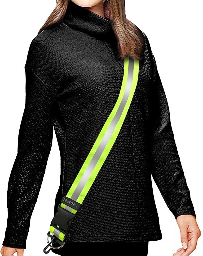 High Visibility Safety Sale item Reflective Sash Perfect Substitute A Ranking TOP7 - fo