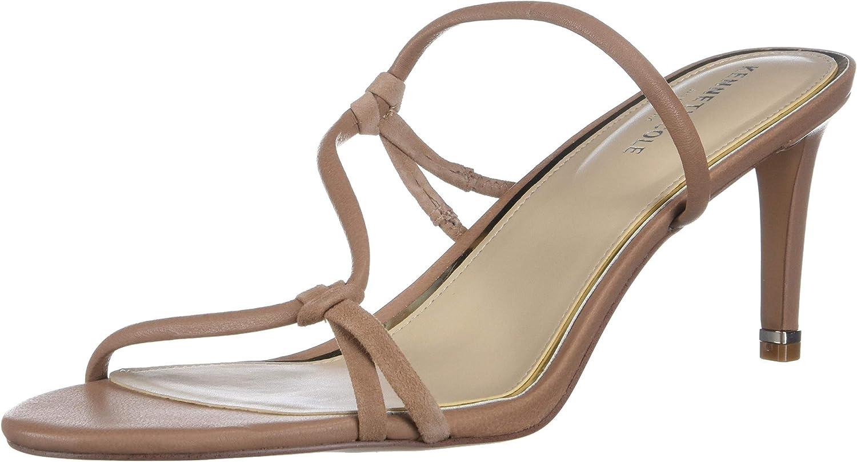 Kenneth Kansas City Mall Cole New York Women's Heeled Our shop most popular Strap Sandal Tubular