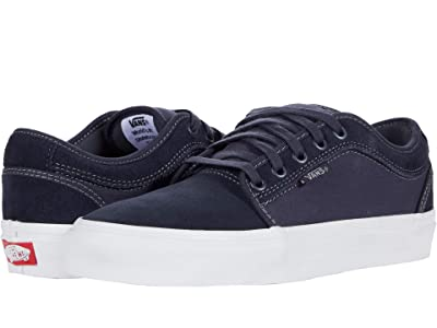Vans Chukka Low (Ink/White) Skate Shoes