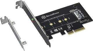 Silverstone SST-ECM21 - SuperSpeed Tarjeta PCI-E Express x4 a M.2 (NGFF)