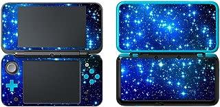 SKINOWN Vinyl Cover Decals Skin Sticker for Nintendo New 2DS XL