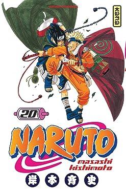 Naruto - Tome 20 (Shonen Kana) (French Edition)