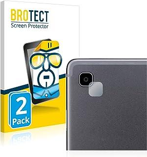 BROTECT Protector Pantalla Compatible con Samsung Galaxy Tab S5e WiFi (Cámara) Protector Transparente (2 Unidades) Anti-Huellas