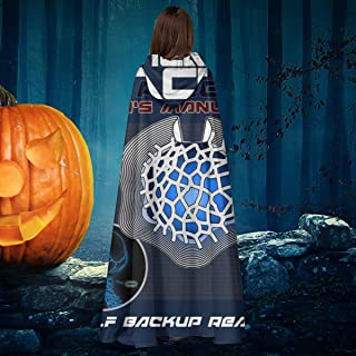 QINWEILU Cortical Stack Owners Manual Altered Carbon Unisex Christmas Halloween Witch Knight Hooded Robe Vampires Cape Cloak Cosplay Costume