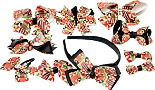 Best african hair bows Reviews