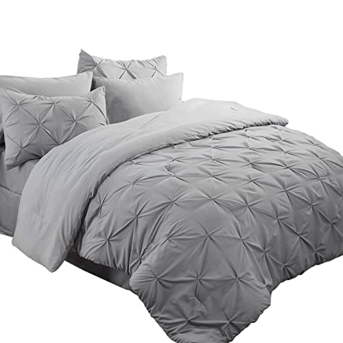 Queen Bedding Sets With Bed Skirts Amazoncom