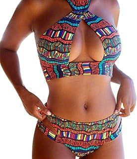 sito affidabile a44e7 5f7e9 Amazon.it: costumi mare donna