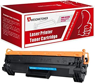 Awesometoner Compatible Toner Cartridge Replacement for HP CF248A use with Laserjet Pro M15w Printer Laserjet Pro 400 M401dn, 400 M401dne, 400 M401dw (Black, 1-Pack)
