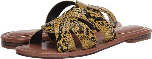 Cyber Yellow Snake