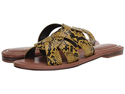 Kenneth Cole New York Mello Swirl (Cyber Yellow Snake) Women