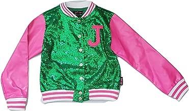 Girls JoJo Siwa Sequin Track Jacket