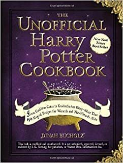 Unbranded Harry Potter : The Unofficial Harry Potter Cookbook by Dinah Bucholz