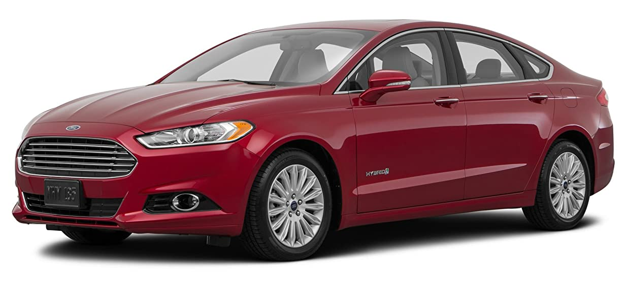 Amazon Com 2016 Ford Fusion Reviews Images And Specs