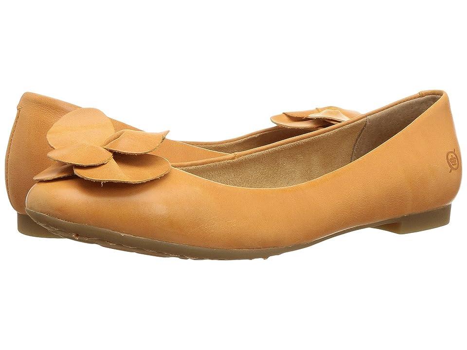 Born Annelie (Mango Full Grain Leather) Women
