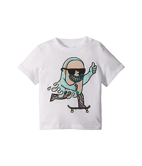 Stella McCartney Kids Chuckle Skateboard Popsicle T-Shirt (Infant)
