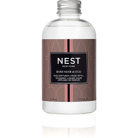 NEST Fragrances Reed Diffuser Refill, Rose Noir & Oud