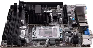 SODIAL G41 771/775 Pin PráCtico Soporte de Placa Base de Computadora de Escritorio para CPU Xeon 771 Pin/Core 775 Pin con SATA 2 USB 2.0 DDR3 1333 Placa Base de Doble Canal para Intel