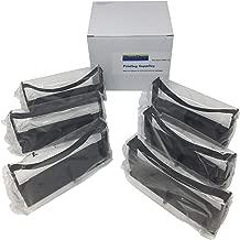 6 Black or Purple Compatible Sharp ER-A550 ER-A550S Ink Ribbon Cartridge for Sharp ERA550 ERA550S ERC-32 Nylon POS Cash Receipt Register Machine/dot Matrix Printer