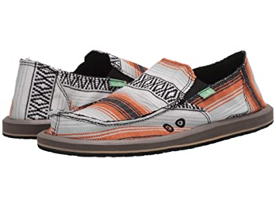 Sanuk Donny Funk (Multi Baja Blanket) Men