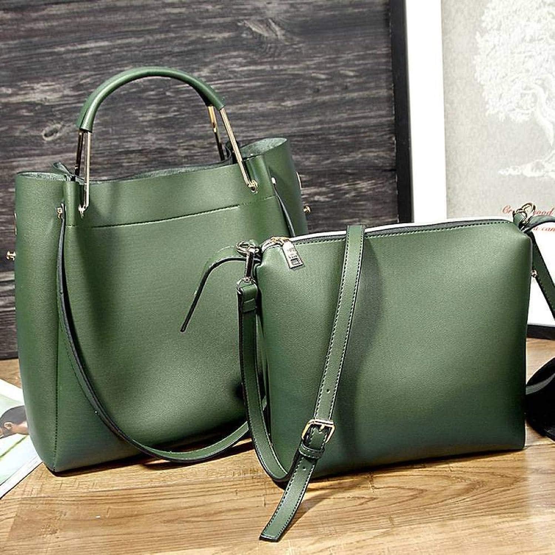 WEII Stilvolle und Einfache Handtaschen Eimer Tasche Mode Messenger Frauen Big Bag Einzelne Umhngetasche