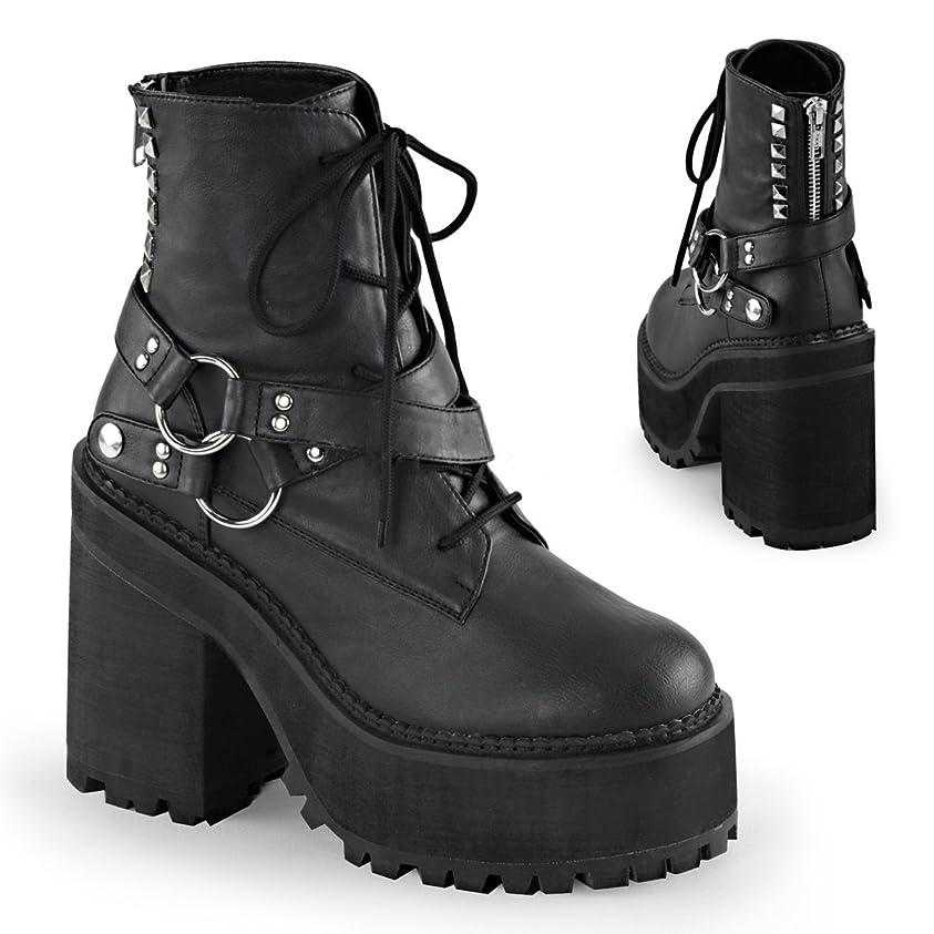 告白確立プログレッシブ[デモニア] assault-101?Womens Boot