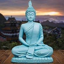 Chinese Statue Buddha Statue Ornament Figurine Decorative Sitting Or Lying Down Meditation Sculpture Religious Decor Handm...