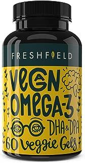 Best vegan dha epa supplement Reviews