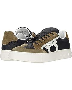 Salvatore Ferragamo Borg Sneaker | The