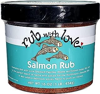 salmon rub seattle