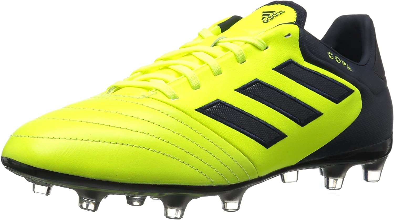 Adidas Men's Copa 17.2 Firm Ground Cleats Soccer sautope, Solar gituttio Legend Ink, (11.5 M US)