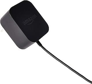 Carregador de energia de 30W para Amazon Echo (3ª Geração) e Echo Show 8 - Cor Preta