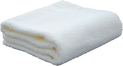 プーポ(PUPO)赤ちゃんの正方形バスタオル 泉州タオル 90×90cm ホワイト/ピンク/ブルー/クリーム 日本製 (クリーム)