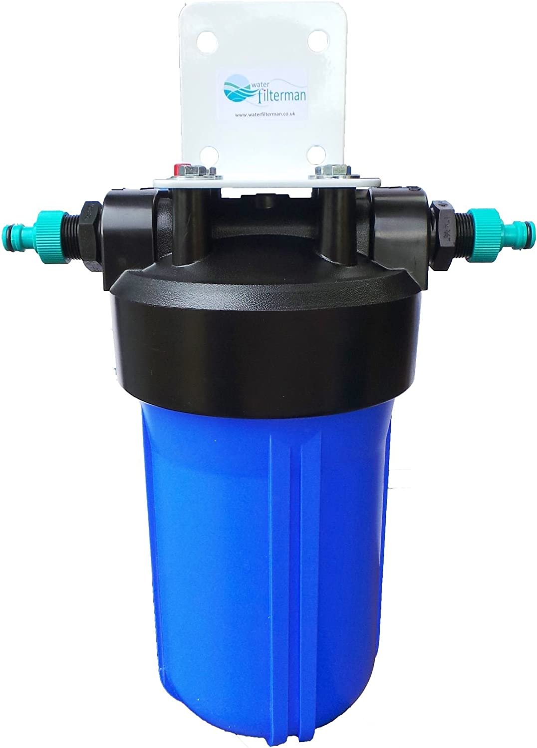 AquaHouse High Capacity Pond Dechlorinator, Chlorine Removal Water Filter for Fish Ponds for reducing Chlorine and Chemicals in tap Water