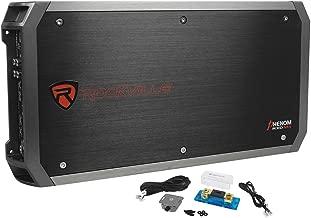 Rockville 3000w Amplifier Amp for (2) Rockford Fosgate P3D4-12 12