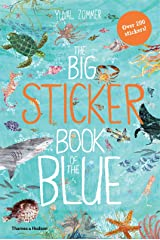 The Big Sticker Book of the Blue: 0 (The Big Book series) Paperback