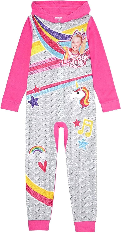 Jojo Siwa Girls Exclusive Blanket Sleeper Size 6 / 6X Pink
