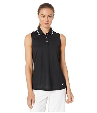 Nike Golf Dry Victory Sleeveless Polo Solid